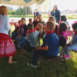VBS 2019 with kids