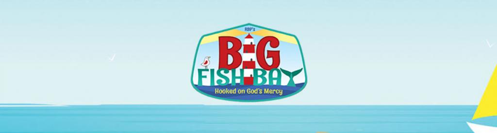 2020 Big Fish Bay VBS logo