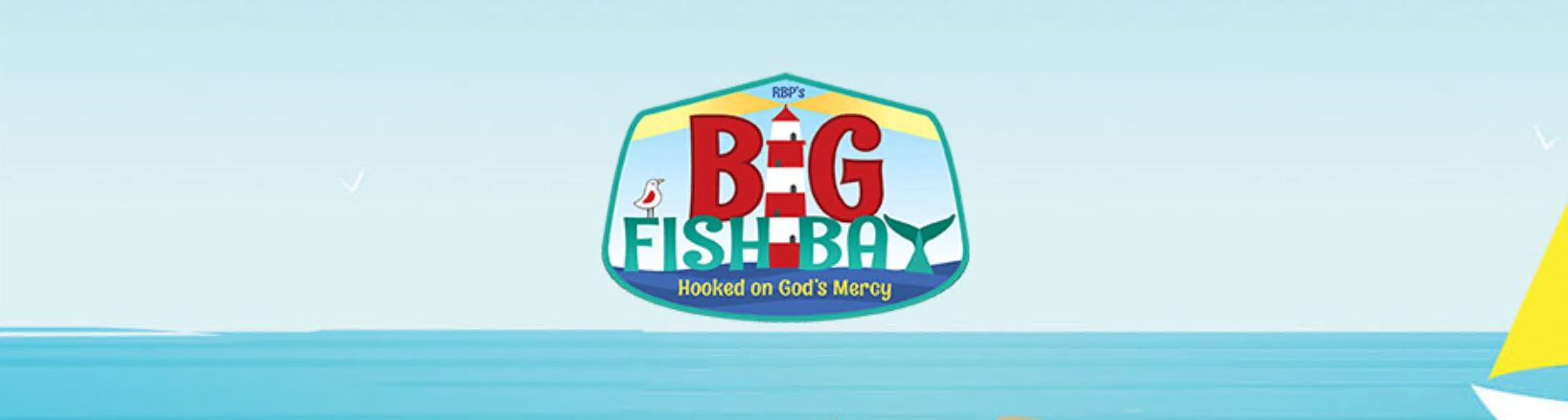 2020 Big Fish Bay VBS logo